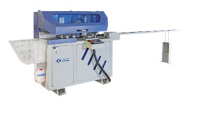 SL 500 Aluminium Corner Connector Profile Cutting Machine ( Feed & Cut )
