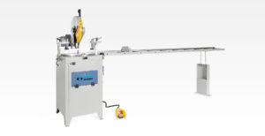 OMRM 115 Manual Single Head Aluminium Profile Cutting Machine