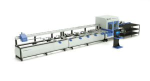 TURBOCUT 500 PVC Profile Machining and Cutting Center