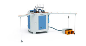OMRM 136 Corner Crimping Machine for Aluminium Profiles