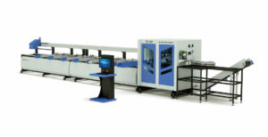 RAPIDCUT 500 High Speed Pvc Profile Cutting And Machining Center