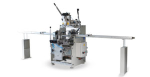 OMRM 127 3 Spindle Copy Router for Aluminium Profiles