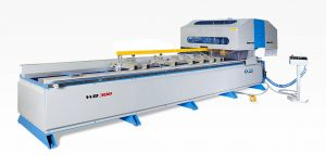 WD-300 Wooden Door Case Forming Machine